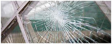 Becontree Smashed Glass